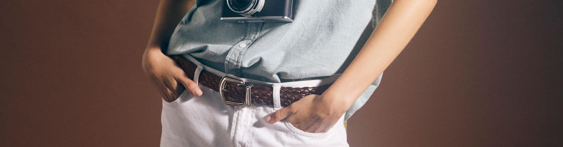 ORCIANI | Catalogo Cinture Donna in pelle | Shop online