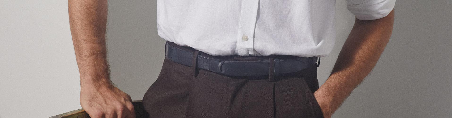 ORCIANI | Cinture Nobuckle in pelle senza fibbia | Shop online