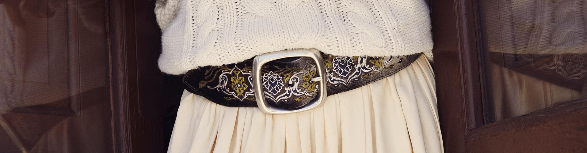 ORCIANI | Women's Belts collection. Leather Belts | Shop online