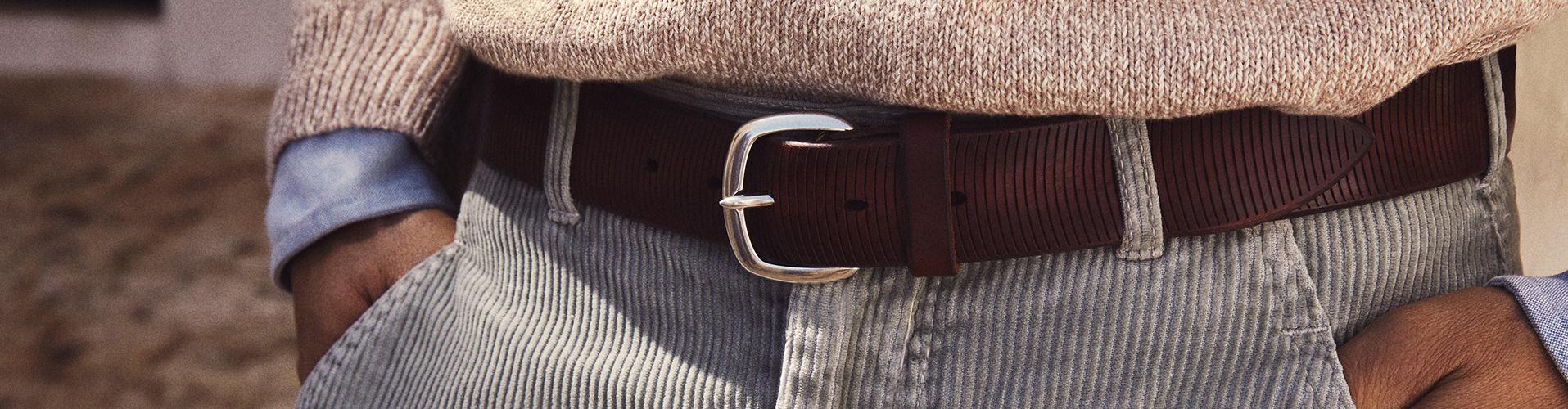 ORCIANI | Man's Belts collection. Leather Belts | Shop online