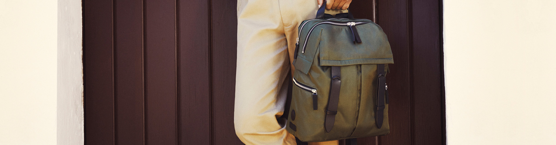 ORCIANI | NOBUCKLE Planet backpack collection | Shop online UK
