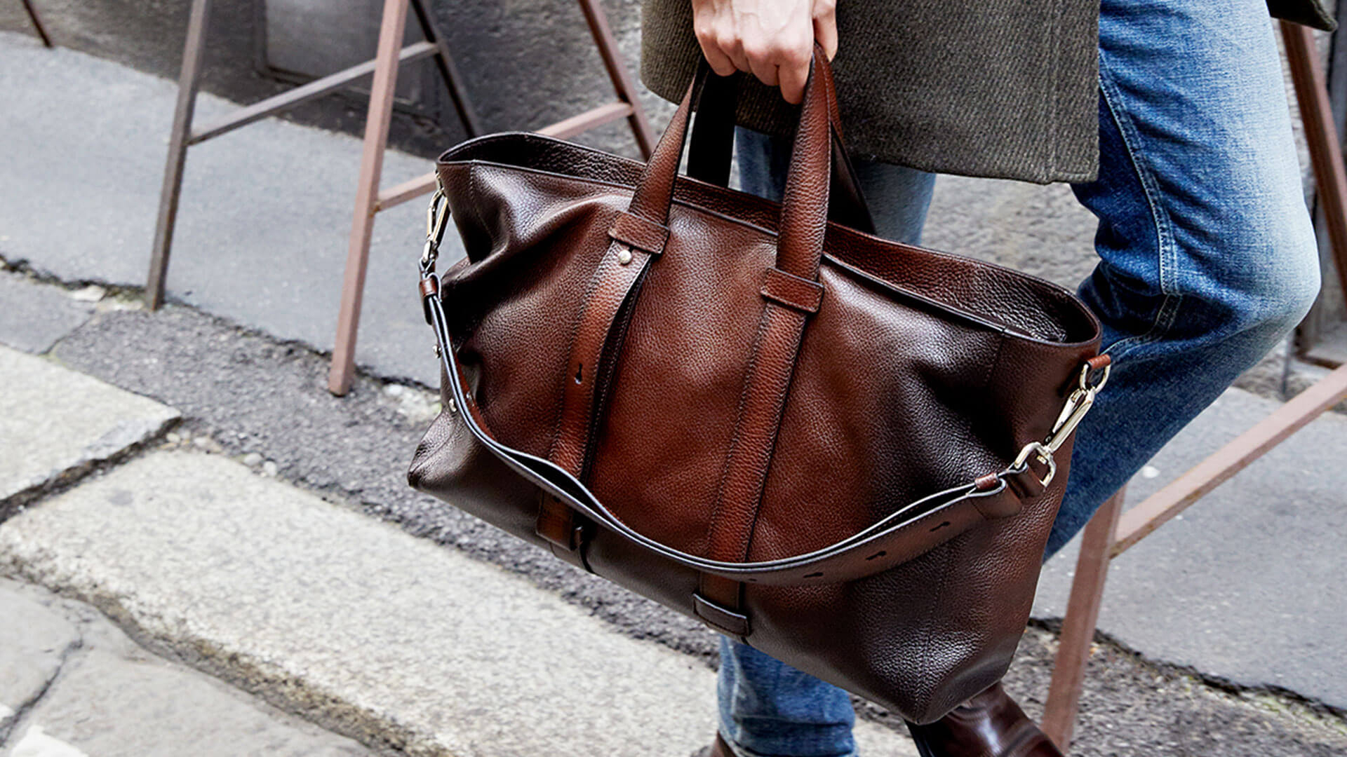 ORCIANI | Men's Bags collection. Leather Bags | Shop online