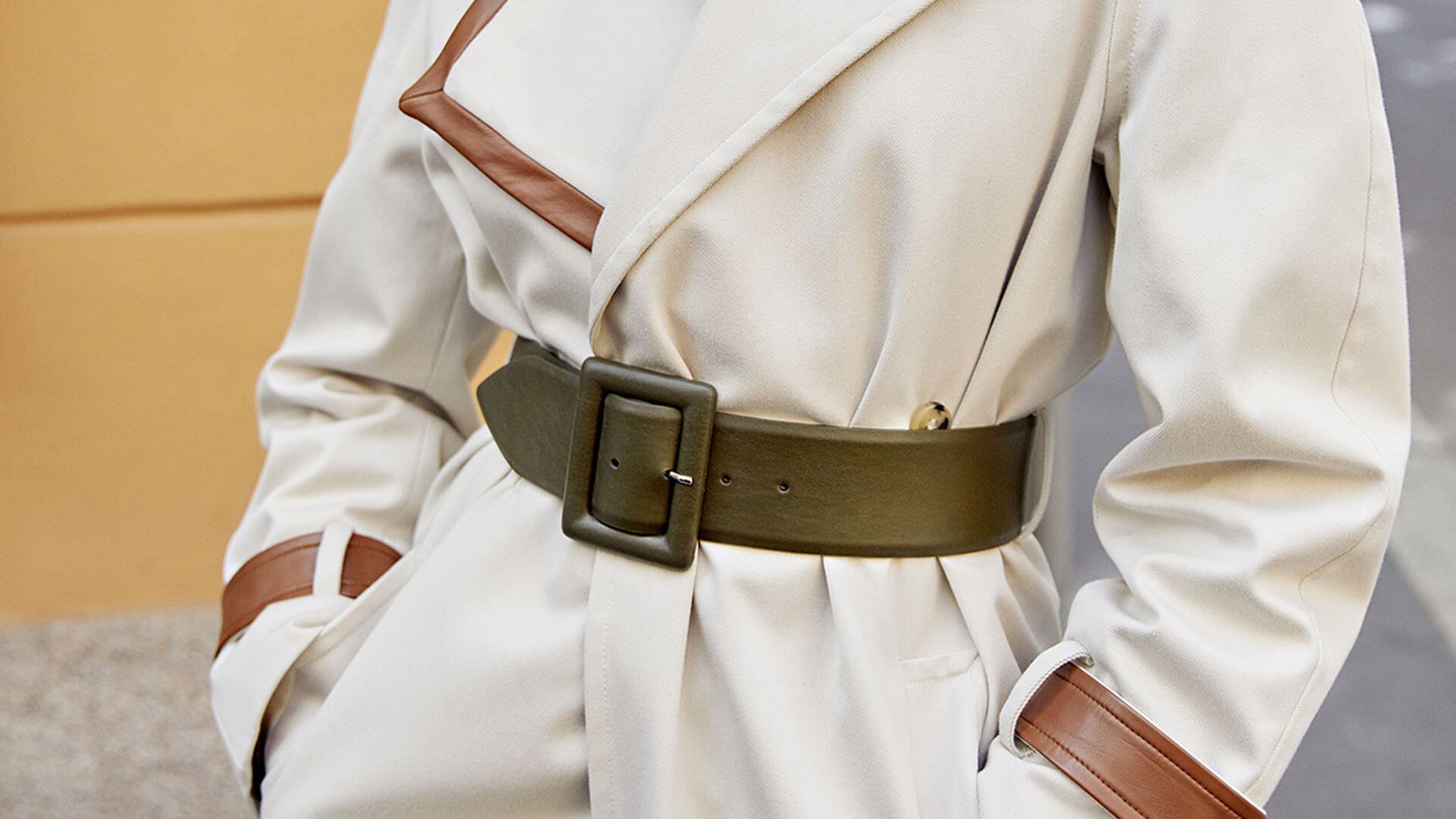 ORCIANI | Women's Leather Belts collection | Shop online USA