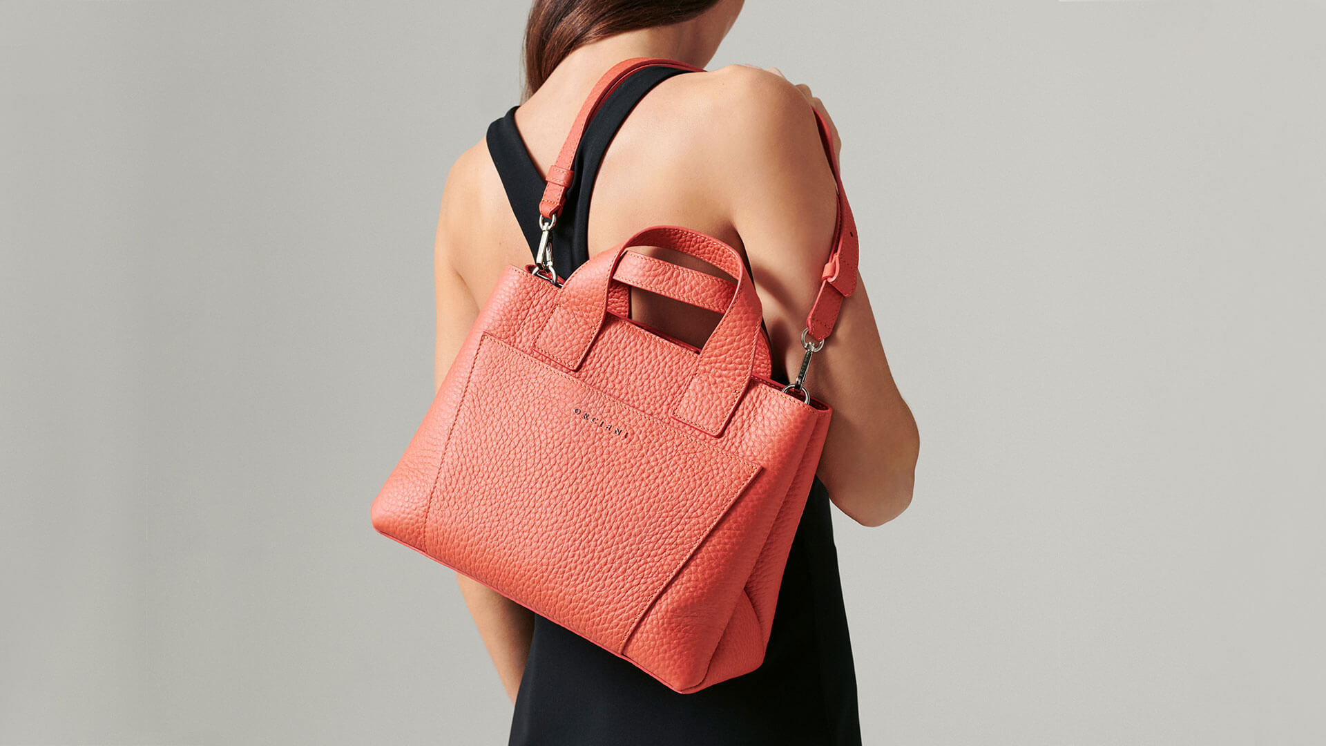 ORCIANI | Women's Leather Bags collection | Shop online UK