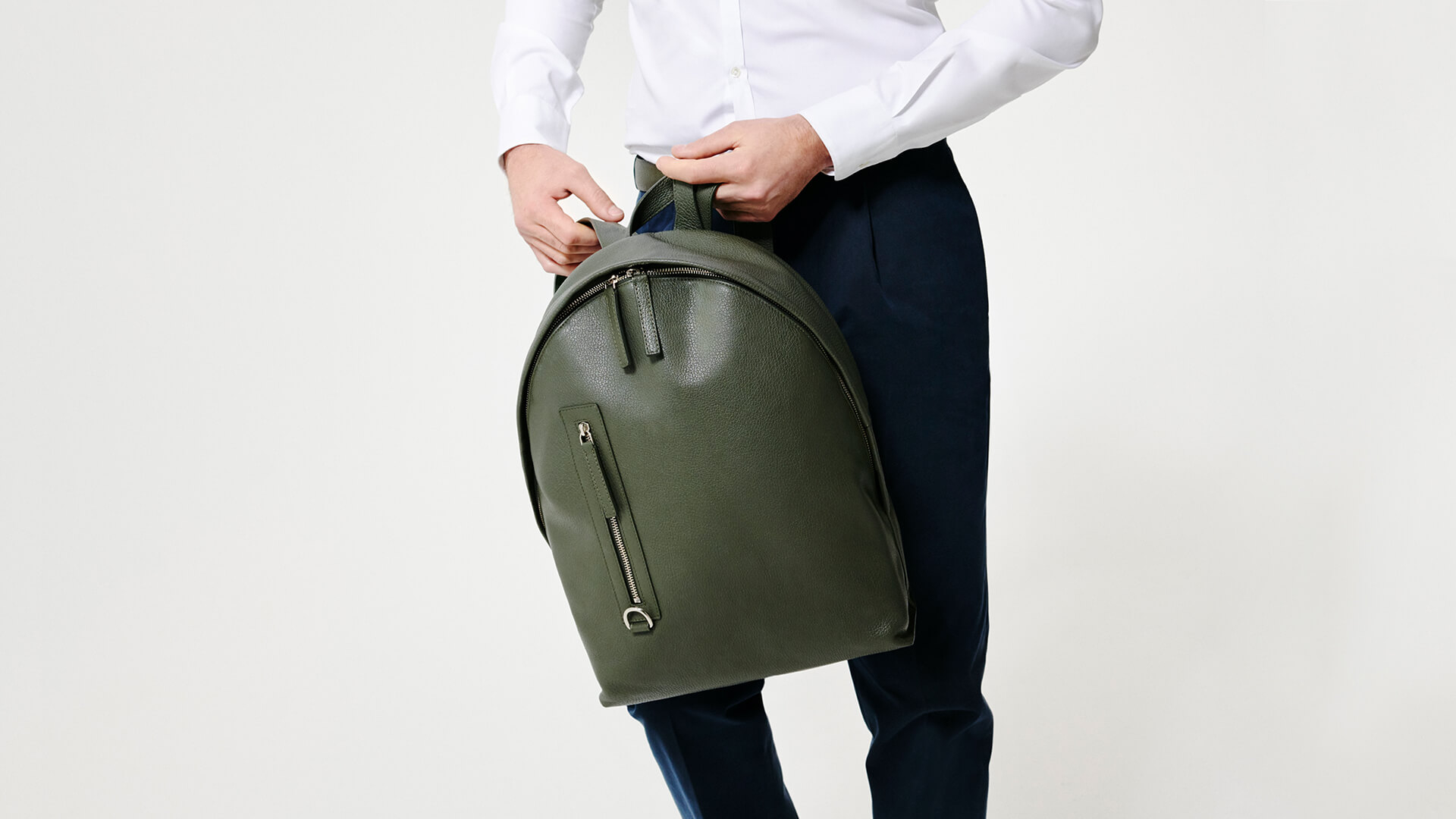 ORCIANI | Men's leather Bags collection | Shop online USA