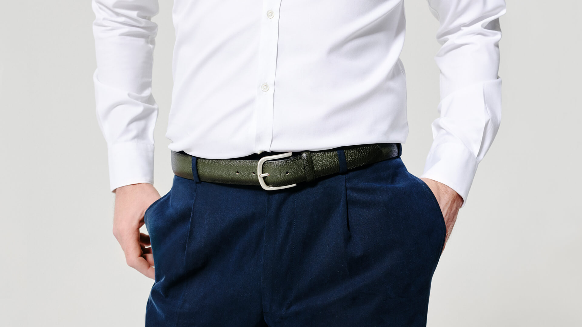 ORCIANI | Man's Belts collection. Leather Belts | Shop online UK