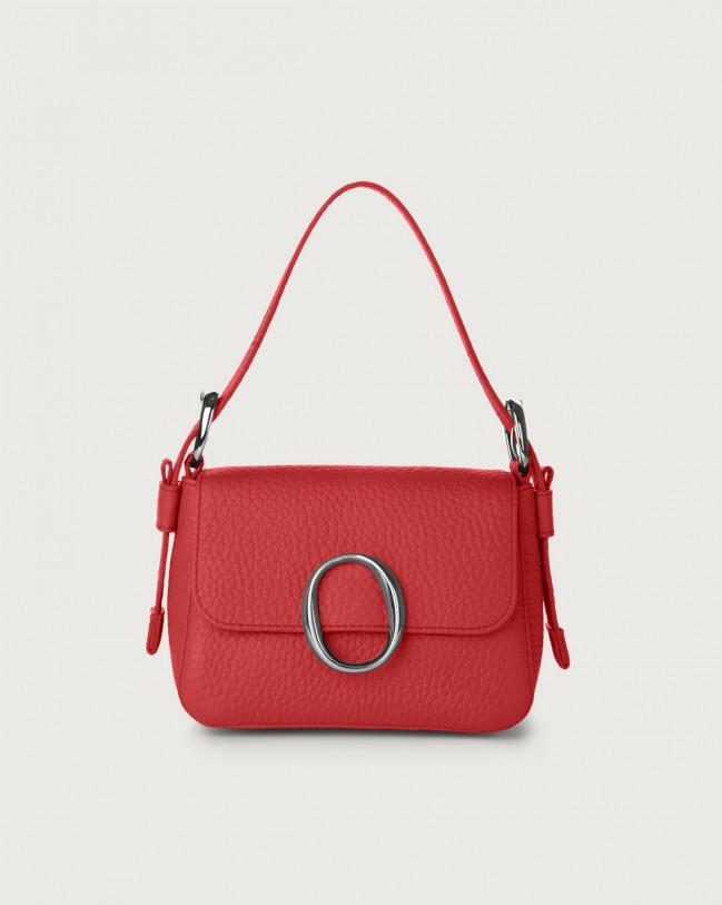 Orciani Mini bag Soho Soft in pelle con tracolla Pelle MARLBORO