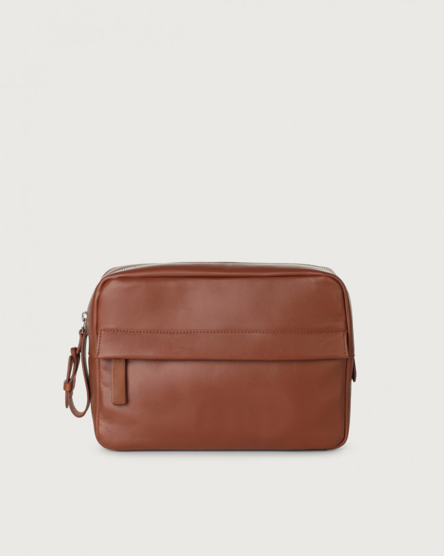 Orciani Pocket Nobuckle Planet Metal Free Pelle CUOIO