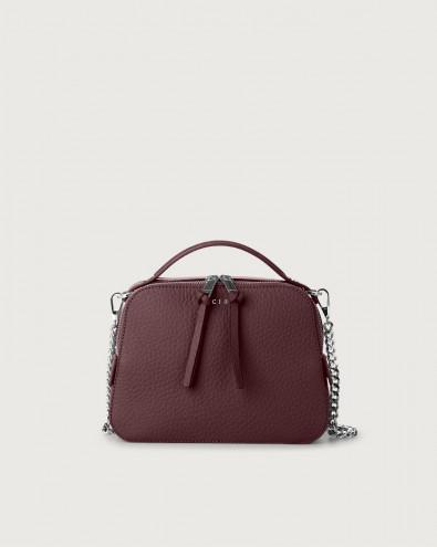 Mini bag Soft in pelle
