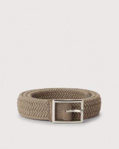 Cintura elasticizzata Small Wool in lana