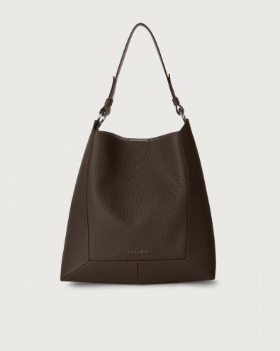 Frame Soft leather shoulder bag