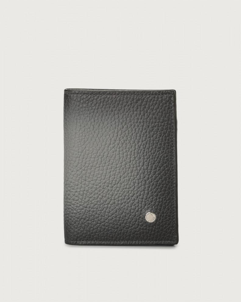 Portafoglio Micron Deep in pelle con portamonete