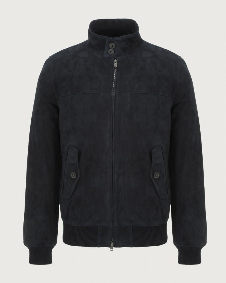 Camoscio suede jacket