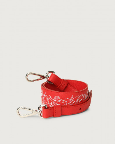 Bandanas leather strap