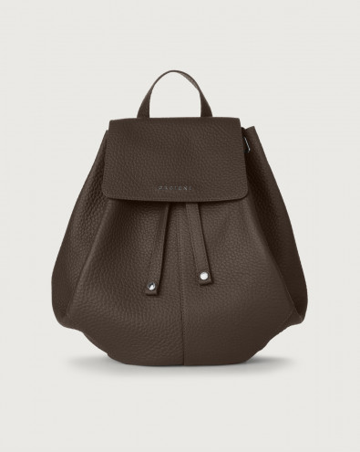 Iris Soft leather backpack