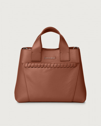 Nora Liberty leather handbag