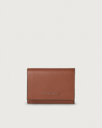 Liberty small leather envelope wallet