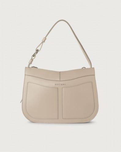 Ginger Liberty medium leather shoulder bag