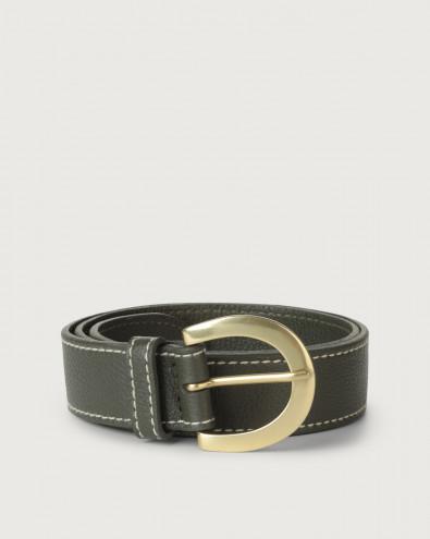 Fanty Color leather belt