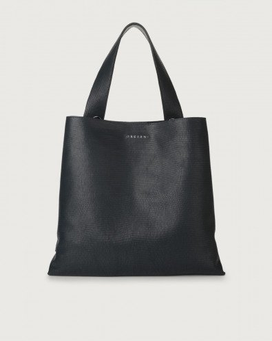 Jackie Shadow leather shoulder bag