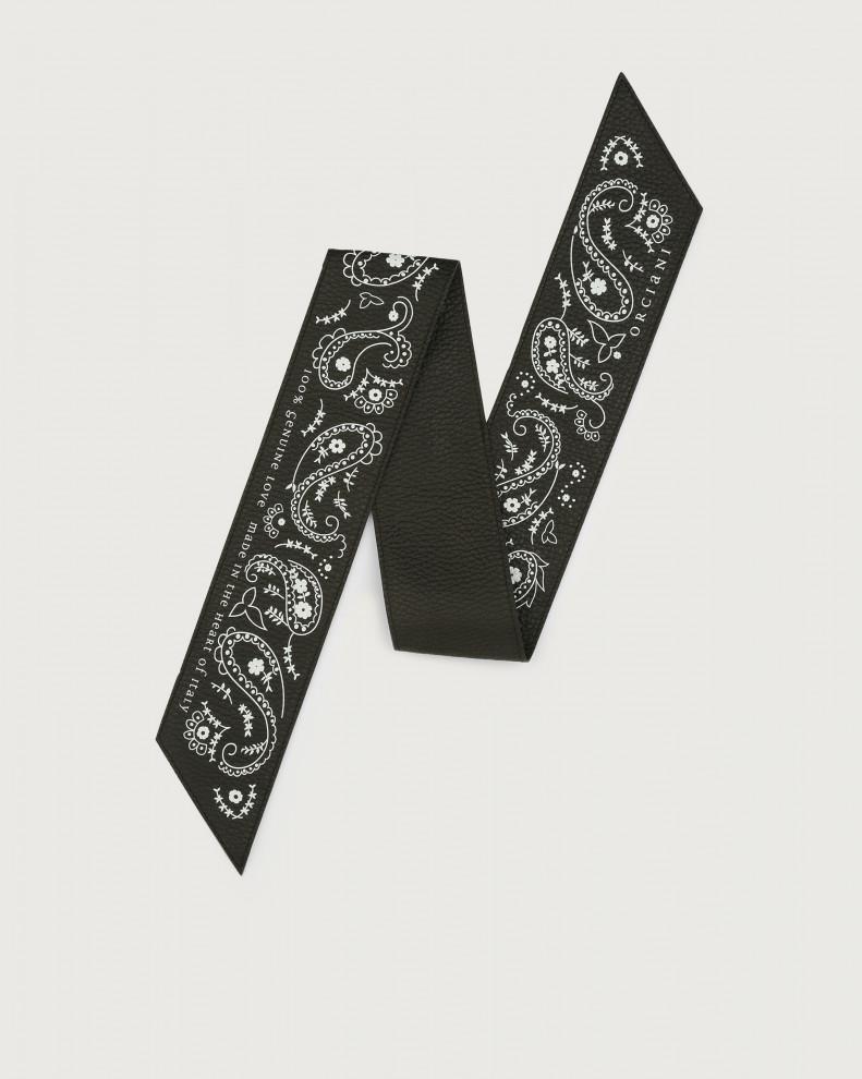 Bandanas leather foulard
