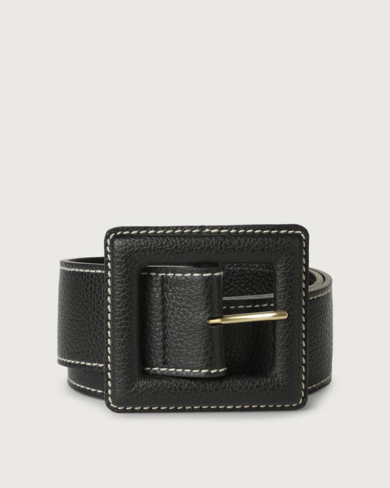 Fanty Color high-waist leather belt
