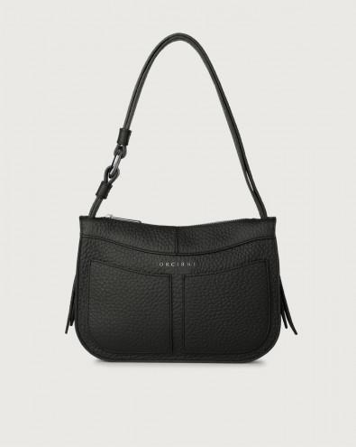 Ginger Soft small leather shoulder bag