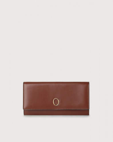Liberty leather envelope wallet with RFID