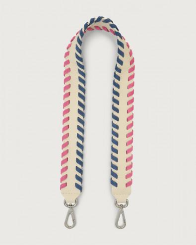 Ethnic Soft crossbody leather belt