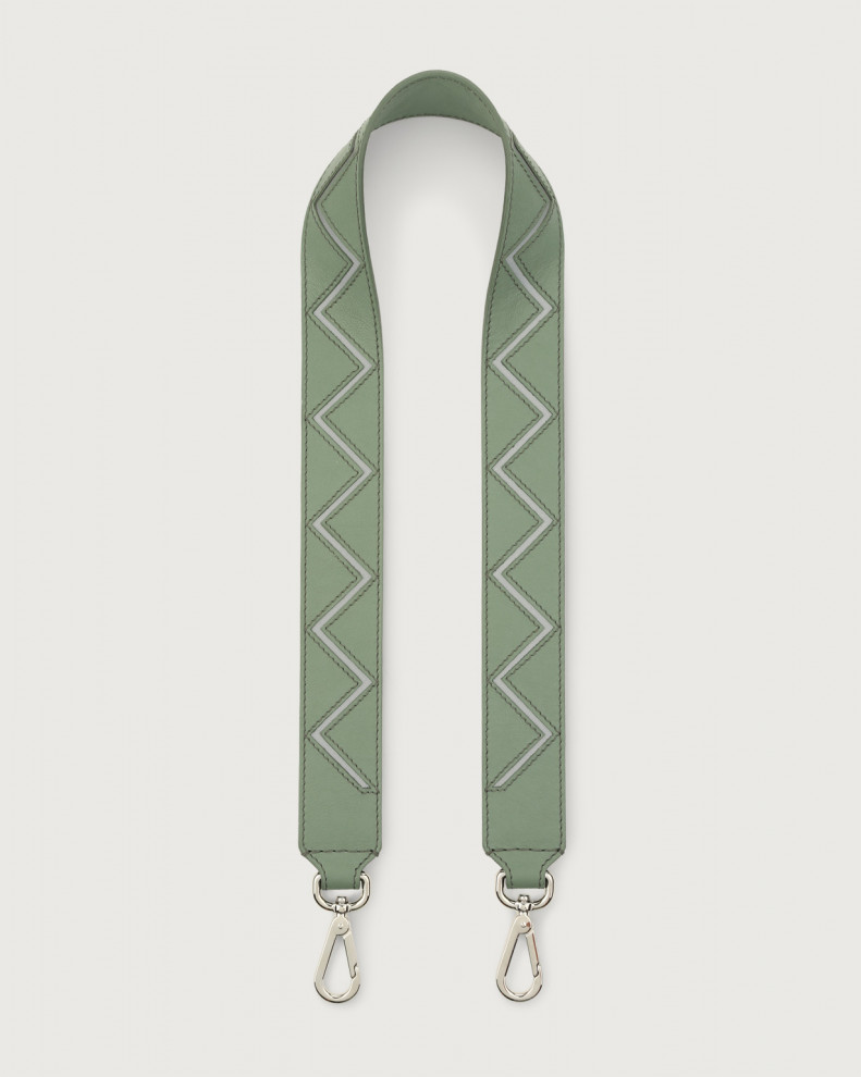 Circus leather strap