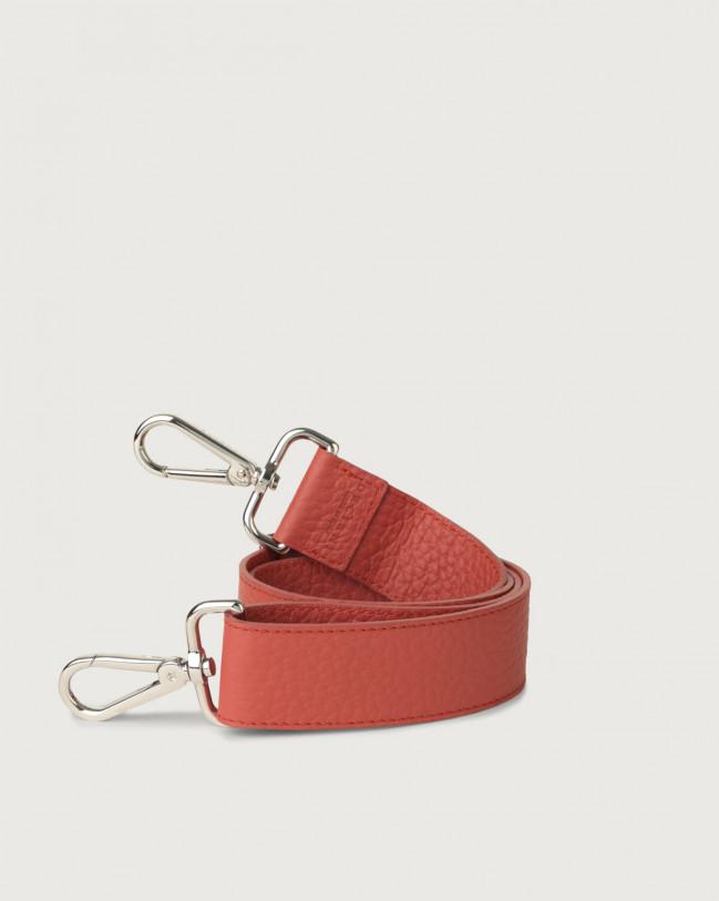 Orciani Soft adjustable leather strap Leather Brick