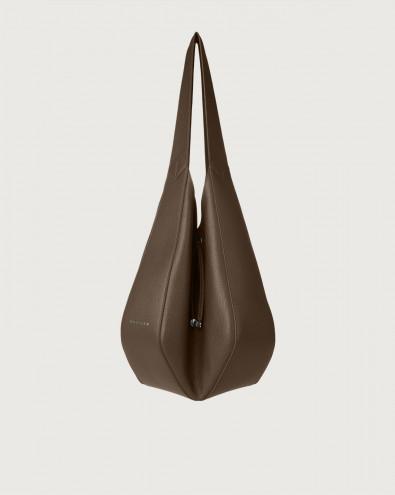 Palma Micron leather shoulder bag