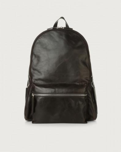 Artik leather backpack
