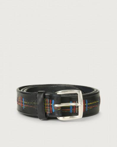 Scotland leather belt