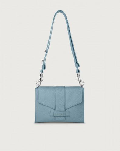 Soft leather mini bag