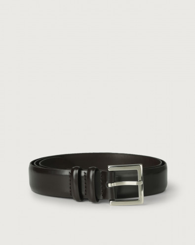 Toledo classic leather belt