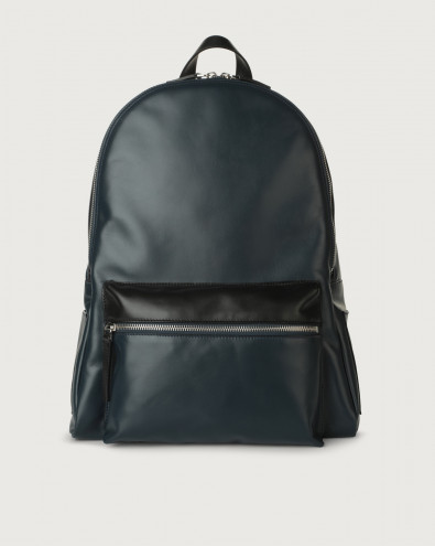 Liberty Duo leather backpack