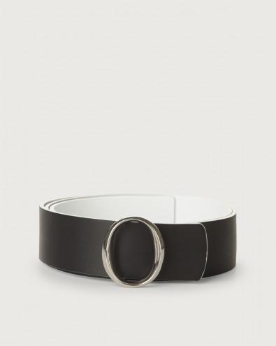 Piuma Double leather belt