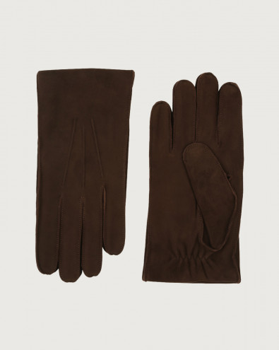 Shiver suede gloves