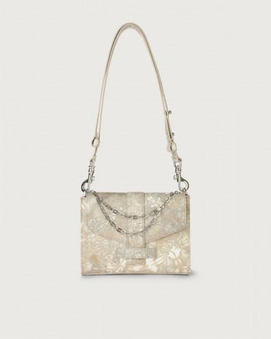 Tea Caleido leather mini bag