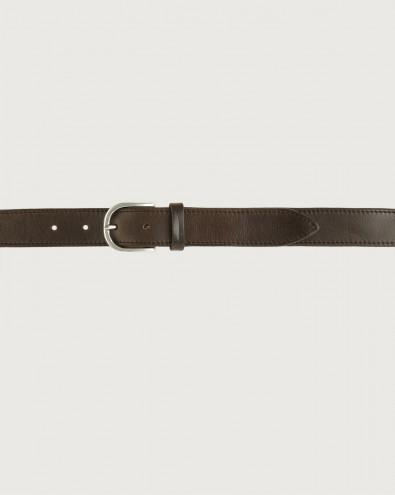 Artik leather belt
