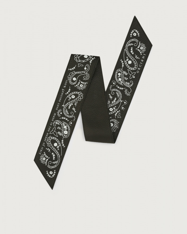 Bandanas leather foulard