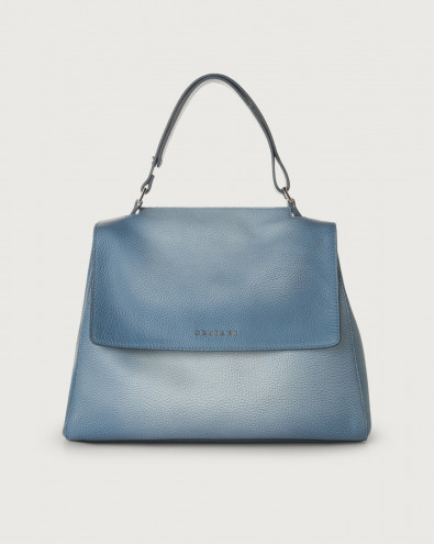 Sveva Vanish One medium leather shoulder bag