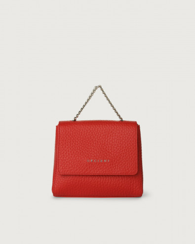 Sveva Soft mini leather belt bag