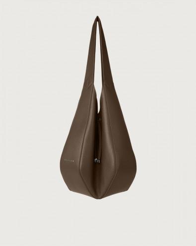 Palma Micron leather shoulder bag