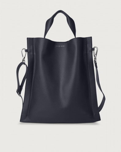 Iris Micron leather shoulder bag