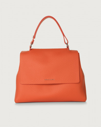Sveva Soft medium leather shoulder bag