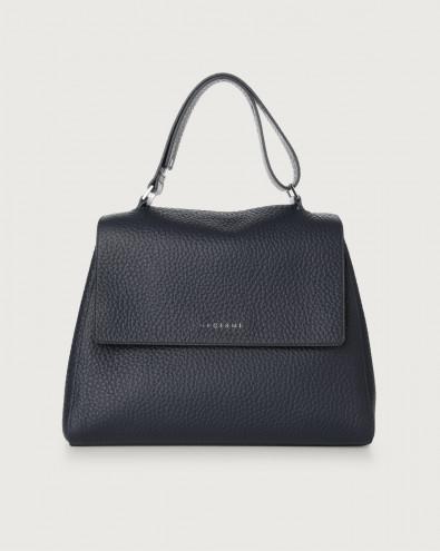 Sveva Soft medium leather shoulder bag