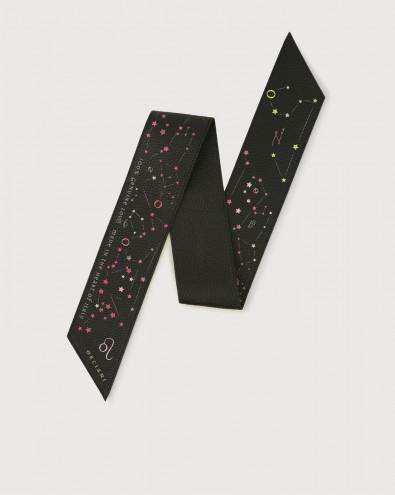 CosmoLova leather foulard