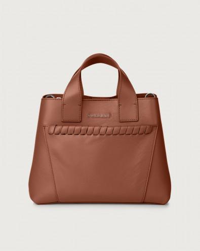 Nora Liberty leather handbag